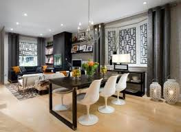 Living Room Dining Room Combination Combined Living Room And Dining Room Home Decorating Interior