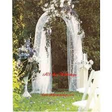 wedding arch no flowers pretty wedding arch but no flower monstrosity on top
