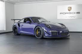 porsche gt3 rs 2016 2016 porsche 911 gt3 rs for sale in colorado springs co 17293a