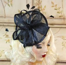 tea party hats black fascinator hat black kentucky derby hat tea