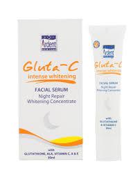 Gluta Skin Care gluta c whitening serum indian skincare