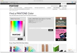 Pantone Colors For 2017 by Using The Pantone Color Finder Clockwork Design Group Inc