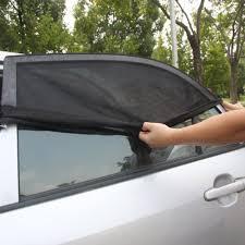 easy to use 2pcs adjustable car window sun shade window sun