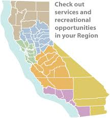 california map regions california department of fish and wildlife