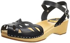 swedish hasbeens s ornament clog sandal mules