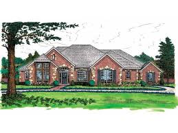 new one story house plans eplans new american house plan beautiful one story home 2990