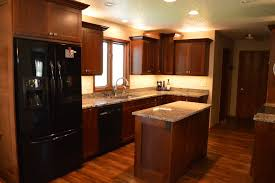 adura for a traditional kitchen with a custom made cherry