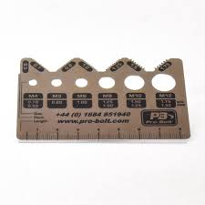 pro bolt pro gauge bolt measuring tool
