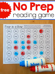 10 diy reading games for kids gaming literacy and phonics