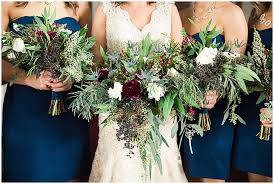 Wedding Flowers Church Metropolitan Ballroom Winter Wedding Floral Kial Riley