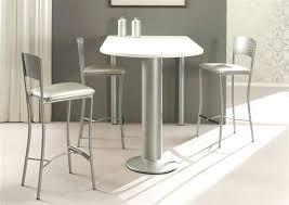 cuisine toff table de cuisine avec tabouret table haute pour cuisine avec