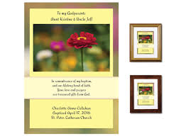 Baptism Engraved Gifts Gift For Godparents U2013 Personalized Christian Gifts U2013 Godparent