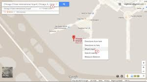 Chicago O Hare Map by Magento How To Change Google Map Location Home Page Template