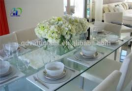 frosted tempered glass table top long narrow tempered glass table top round frosted tempered glass