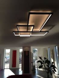lighting design wood pendant light with micro led commercial