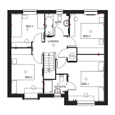 floor plans barratt homes design sweeden