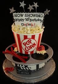 Movie Themed Cake Decorations Custom Birthday Cakes Laurie Clarke Cakes Portland Or