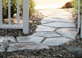 How To Make Rock Garden How To Build Rock Garden Trail Make Your Own Walkway