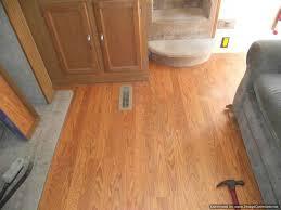 Quality Laminate Flooring Laminate In Travel Trailers