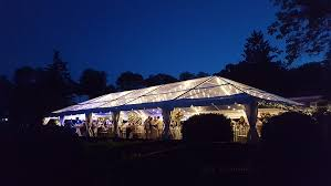 clear wedding tent clear top tent rental in oconee events