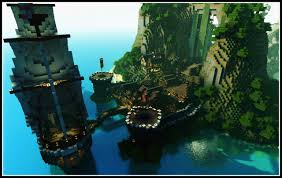 Pirates Of The Caribbean Map by Pirate Island Map For Minecraft 1 12 2 1 11 2 1 10 2