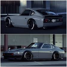 datsun z datsun 240z s30 fairlady z lowered stance jdm muscle cars
