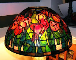 Stained Glass Ceiling Fan Light Shades L Shade For Ceiling Fan Image Of Stained Glass Ceiling Fan L