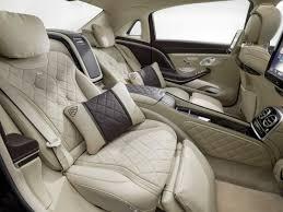 inside maybach mercedes u0027 ultra luxury maybach brand is making a comeback