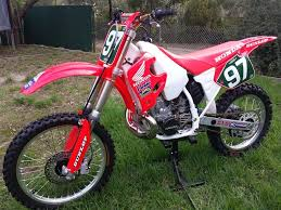 evo motocross bikes 1994 cr 250 us factory honda u2013 evo mx