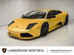 Lamborghini Murcielago Awd - 2008 lamborghini murciélago lp640 4 sold vendu kirkland john