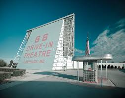 route 66 drive in cinema carthage