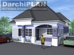 Bungalow Designs In Nigeria Stunning 5 Bedroom House Plans Architectural Designs For Houses In Nigeria