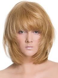 midi haircut statement layered hair styles