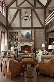 rustic country living room ideas home design ideas