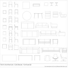 Sofa Cad Block Elevation Cad Blocks Furniture Mega Pack First In Architecture