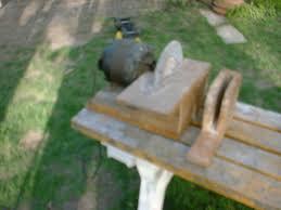 kreigh u0027s homemade lapidary equipment