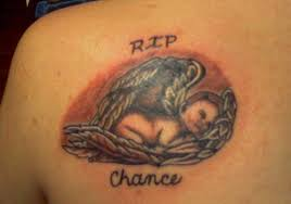 30 overwhelming baby tattoos creativefan