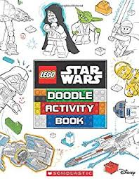 amazon lego star wars coloring book kids adults 40