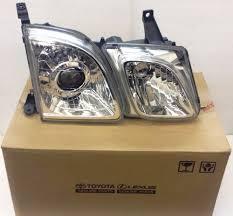 lexus lx470 for sale nz lexus oem factory passenger side headlamp assy 1998 2002 lx470