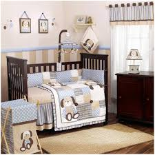 White Nursery Bedding Sets by Bedroom Brown Themes Image Of Sports Crib Bedding Cheap Round