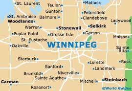 winnipeg map winnipeg maps and orientation winnipeg manitoba mb canada