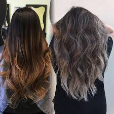 putting silver on brown hair best 25 ashy balayage ideas on pinterest ashy blonde balayage