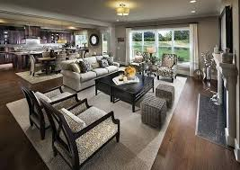 Open Floor Plan Living Room Furniture Arrangement Open Floor Plan Living Room Dining Room Open Floor Plan Living