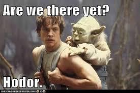 Hodor Meme - star wars hodor meme