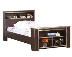 Boys Bed Frame Bookcase Headboard Footboard Bed Frames Line Beds