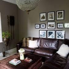 Leather Sofa For Small Living Room by Enchanting Gray And Brown Living Room Design U2013 Does Grey And Brown
