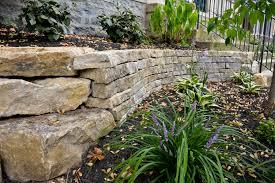 garden walls stone retaining walls u0026 garden walls in columbus ohio wilber ave
