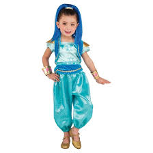 costumes for kids shimmer and shine costumes target