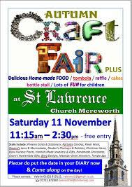 autumn craft fair plus