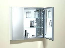 frameless mirrored medicine cabinet recessed frameless mirror medicine cabinet s frameless mirrored medicine